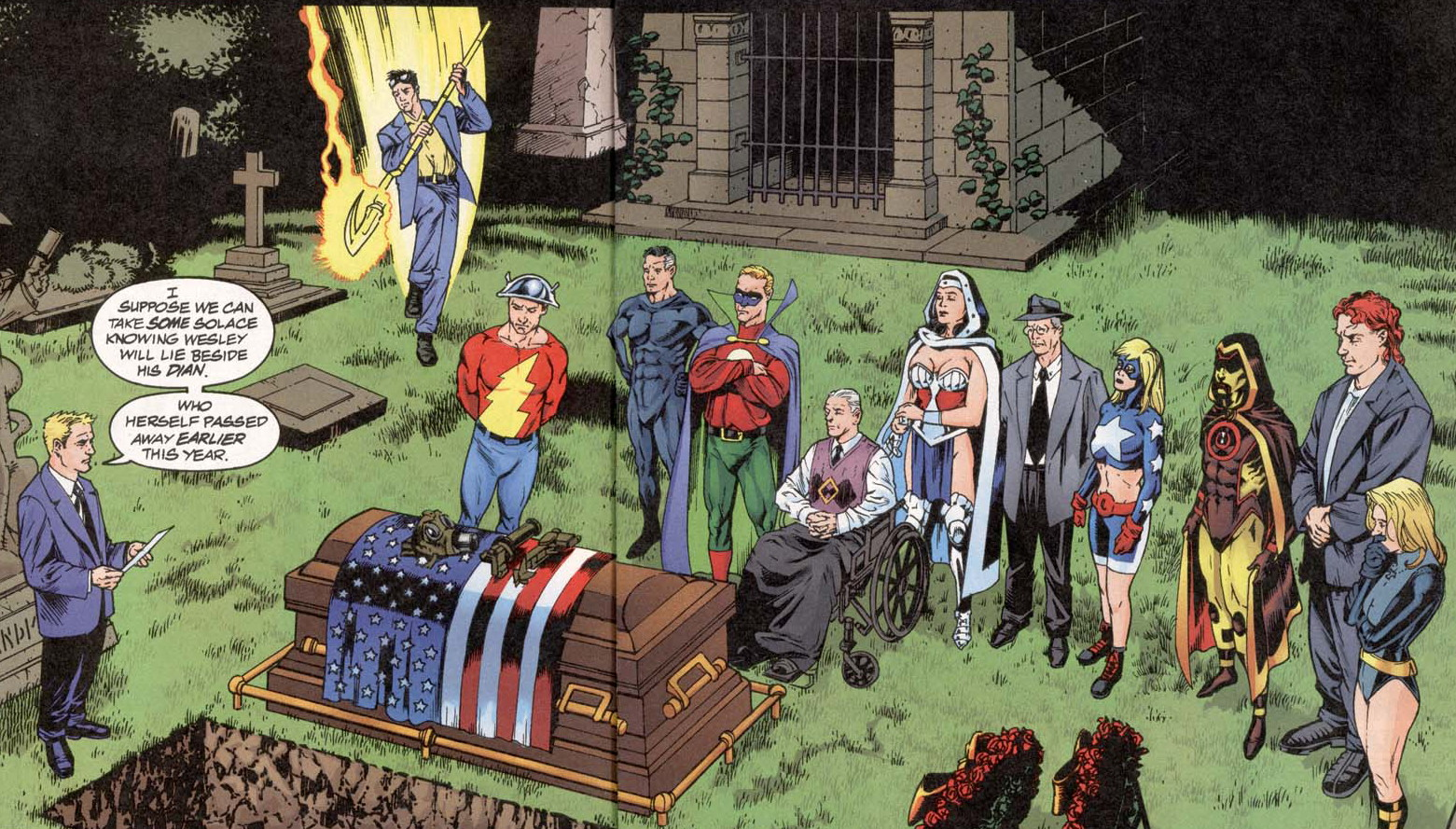 JSA Justice Be Done review