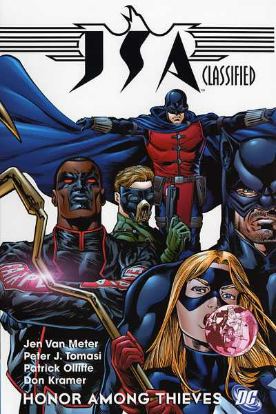 JSA Classified: Honor Among Thieves