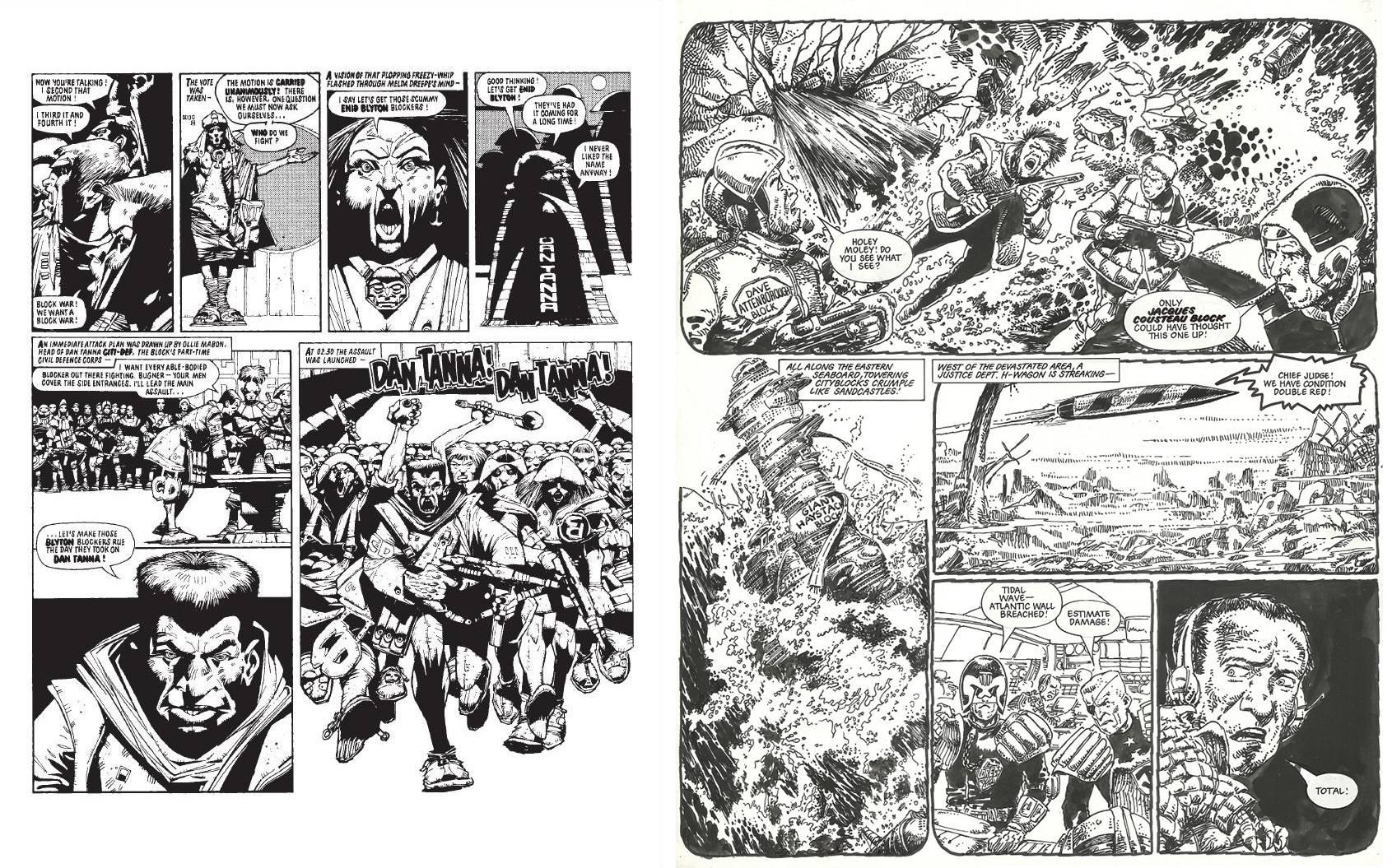 Judge Dredd Complete Case Files 05 review