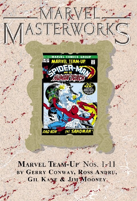 Marvel Masterworks: Marvel Team-Up Volume 1