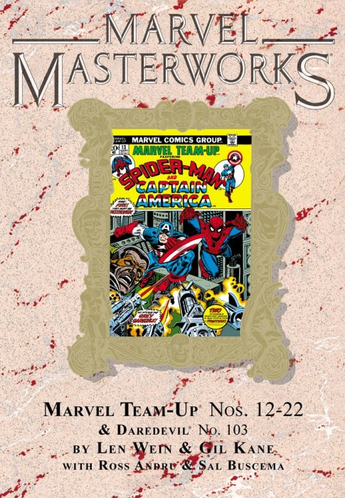 Marvel Masterworks: Marvel Team-Up Volume 2
