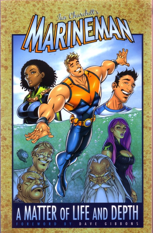 Marineman: A Matter of Life and Depth