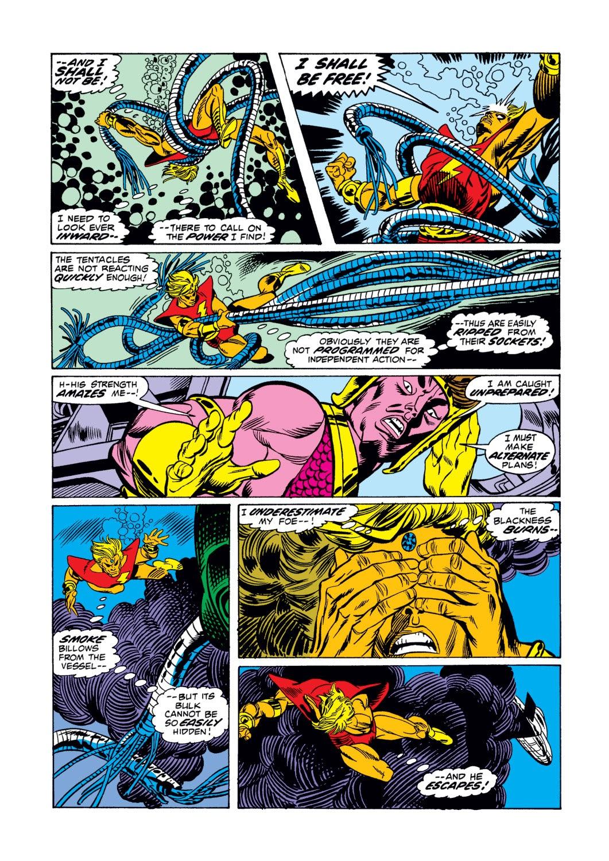 Marvel Masterworks Warlock review
