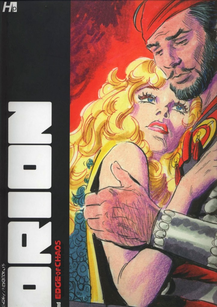 Gray Morrow's Orion and Edge of Chaos