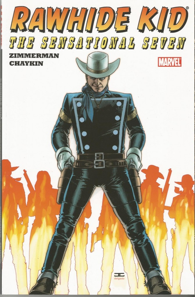 Rawhide Kid: The Sensational Seven