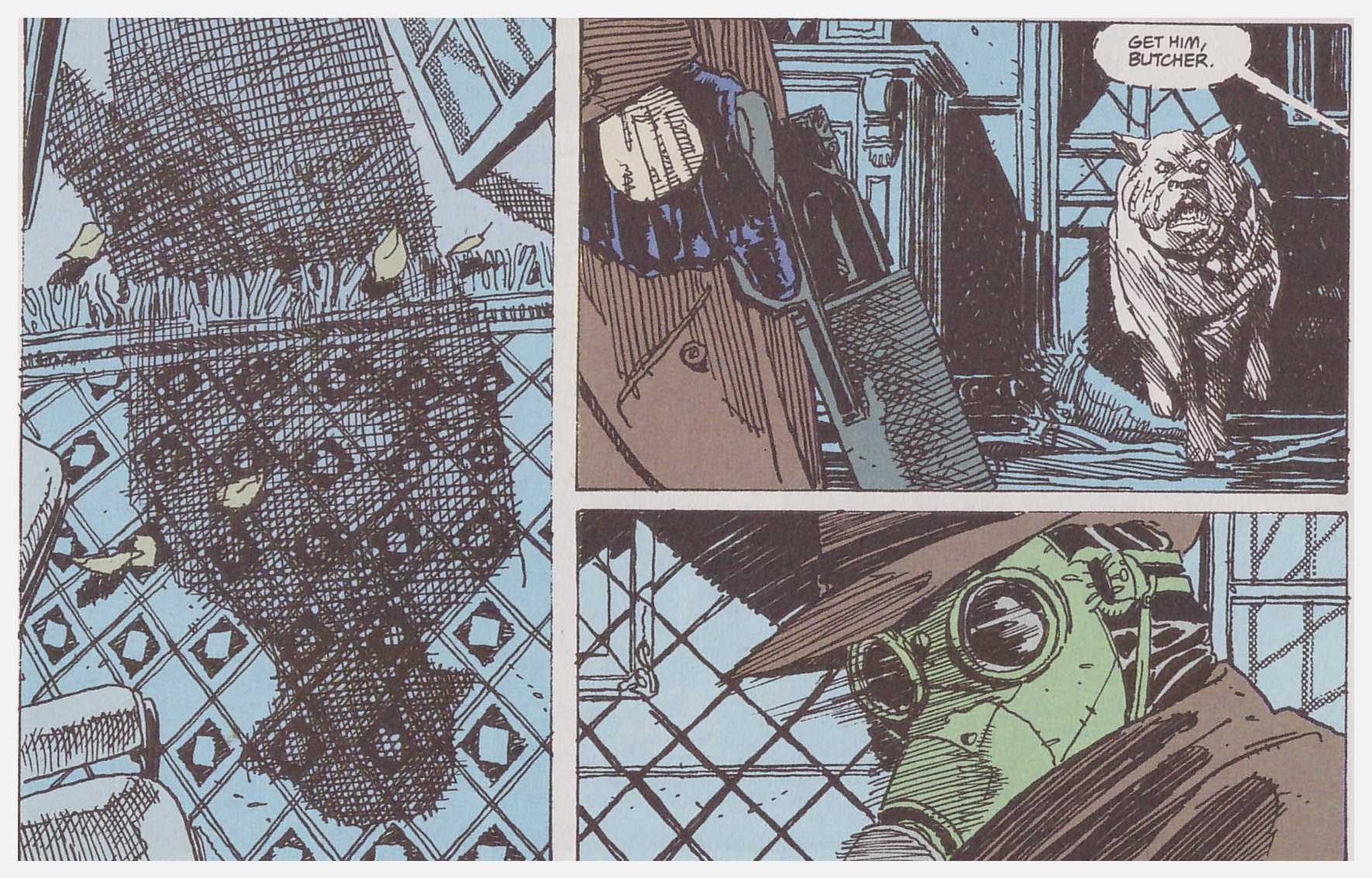 Sandman Mystery The Tarantula review