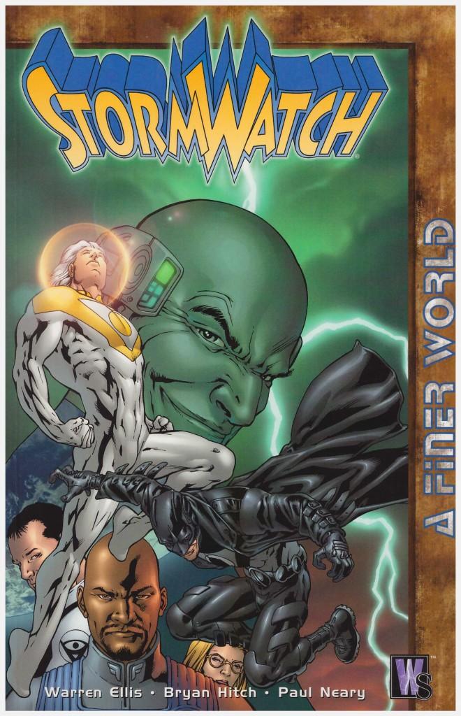 Stormwatch: A Finer World