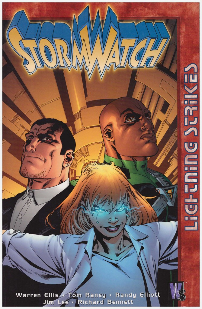 Stormwatch: Lightning Strikes