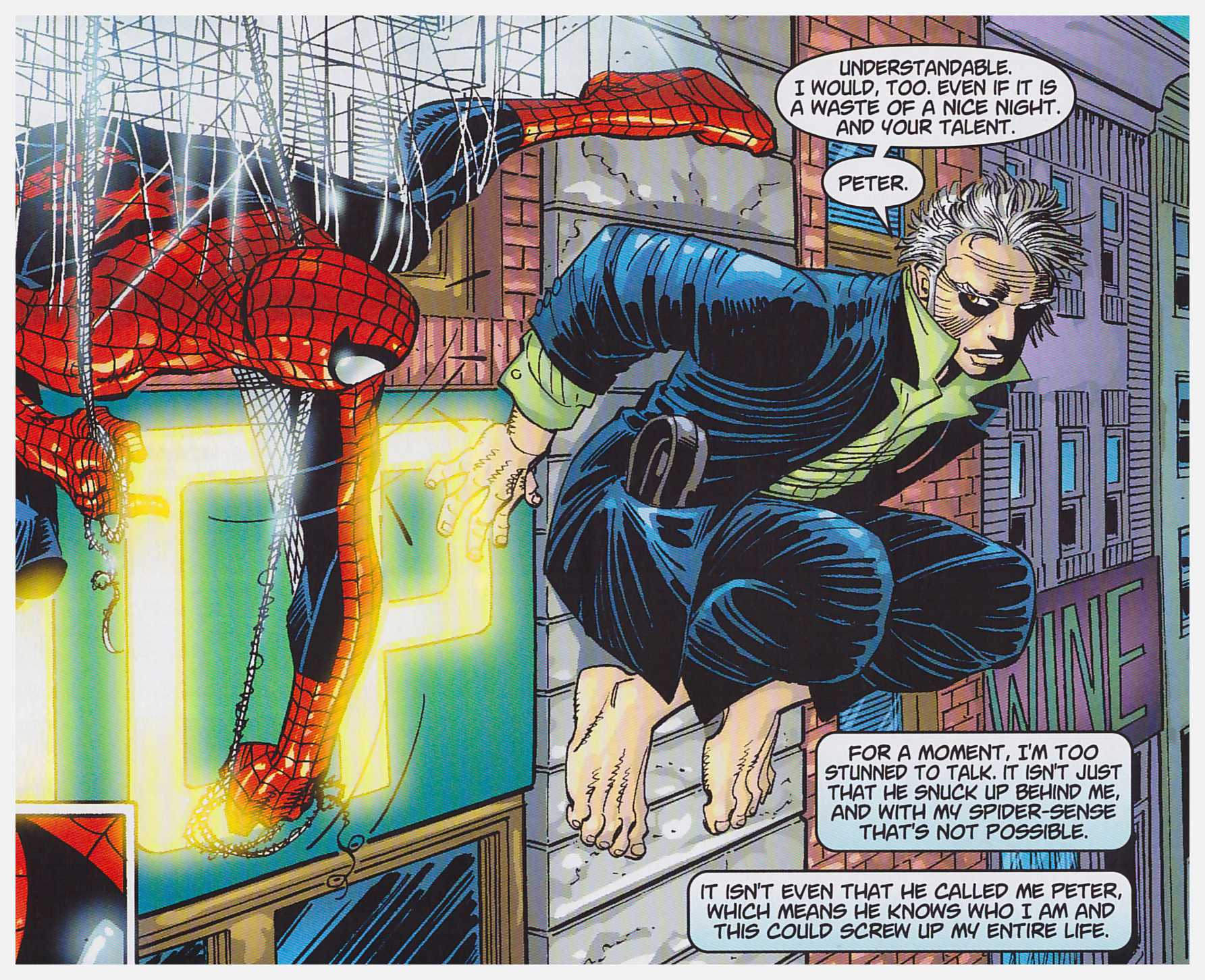 Spider-Man by JMS review