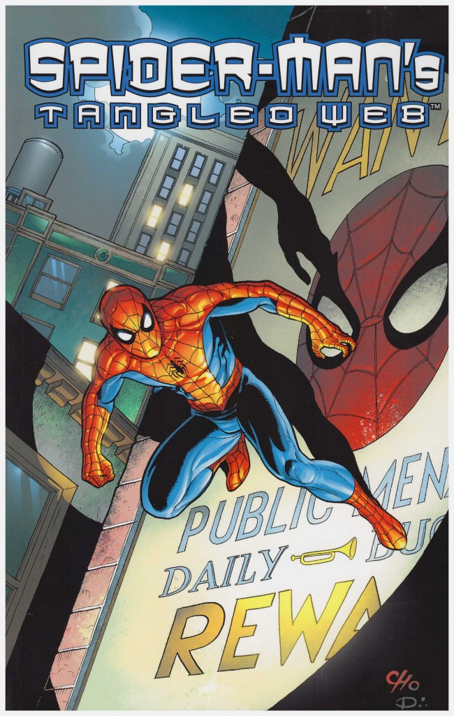 Spider-Man's Tangled Web Volume 4