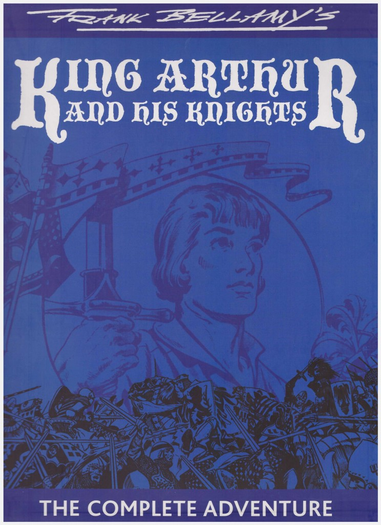 Frank Bellamy's King Arthur and his Knights