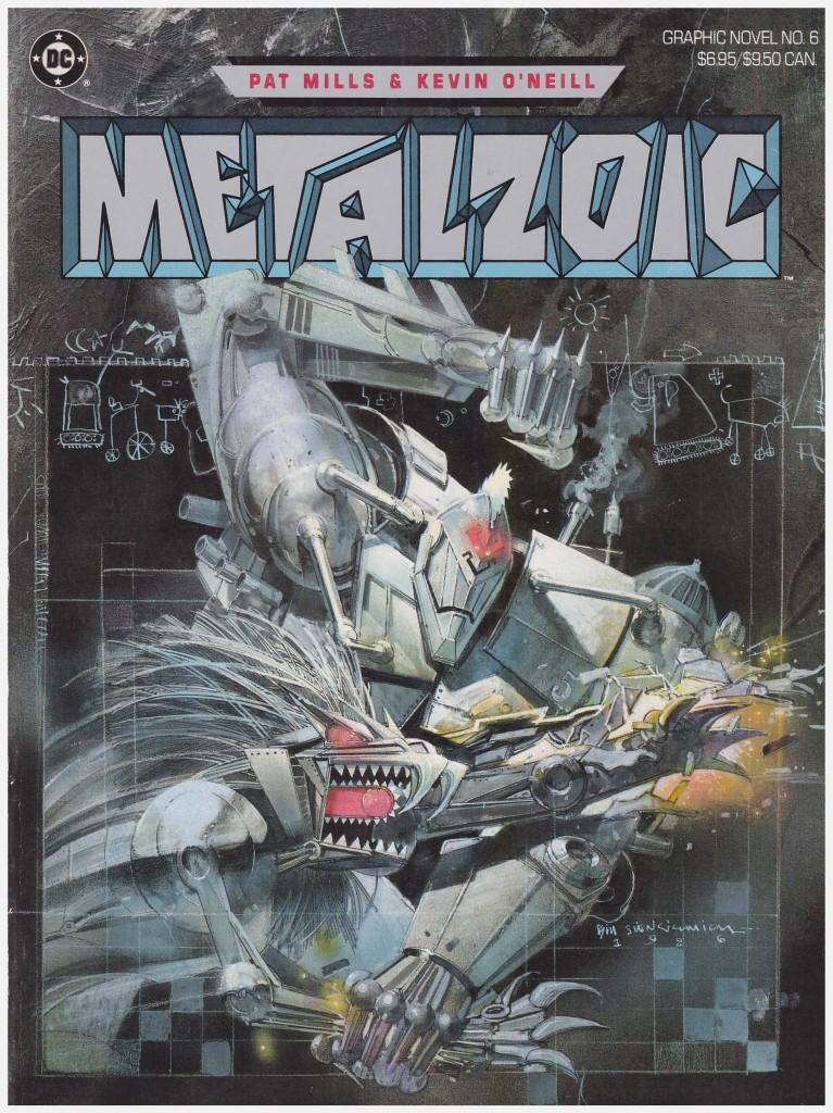 Metalzoic