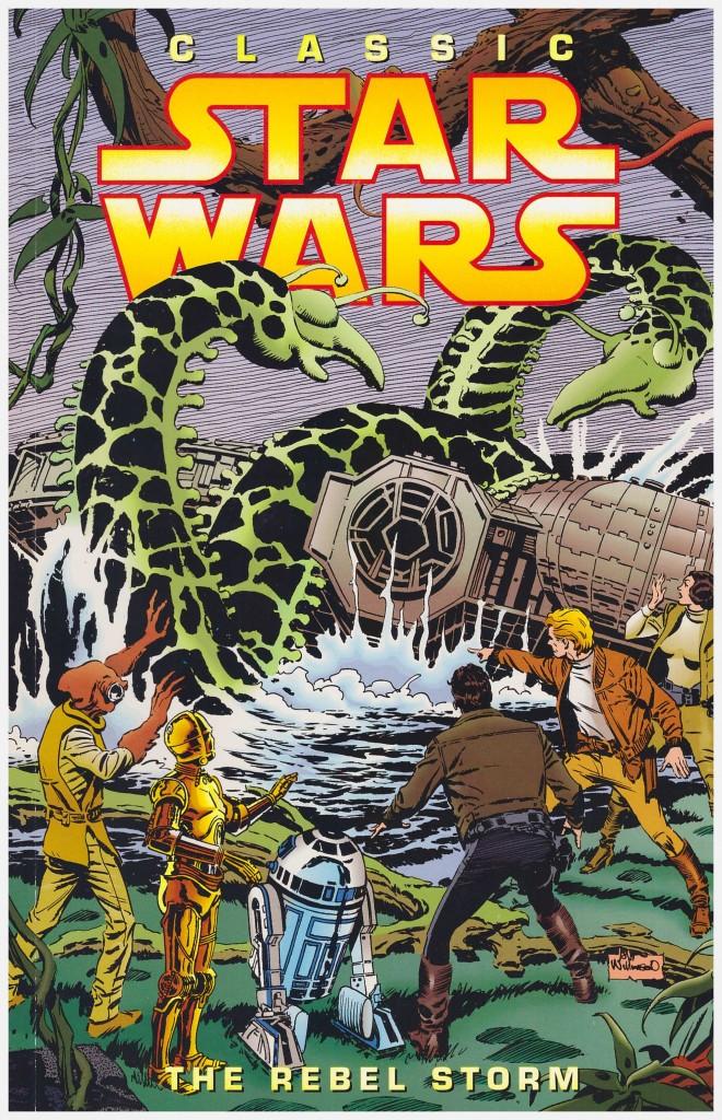 Classic Star Wars: The Rebel Storm
