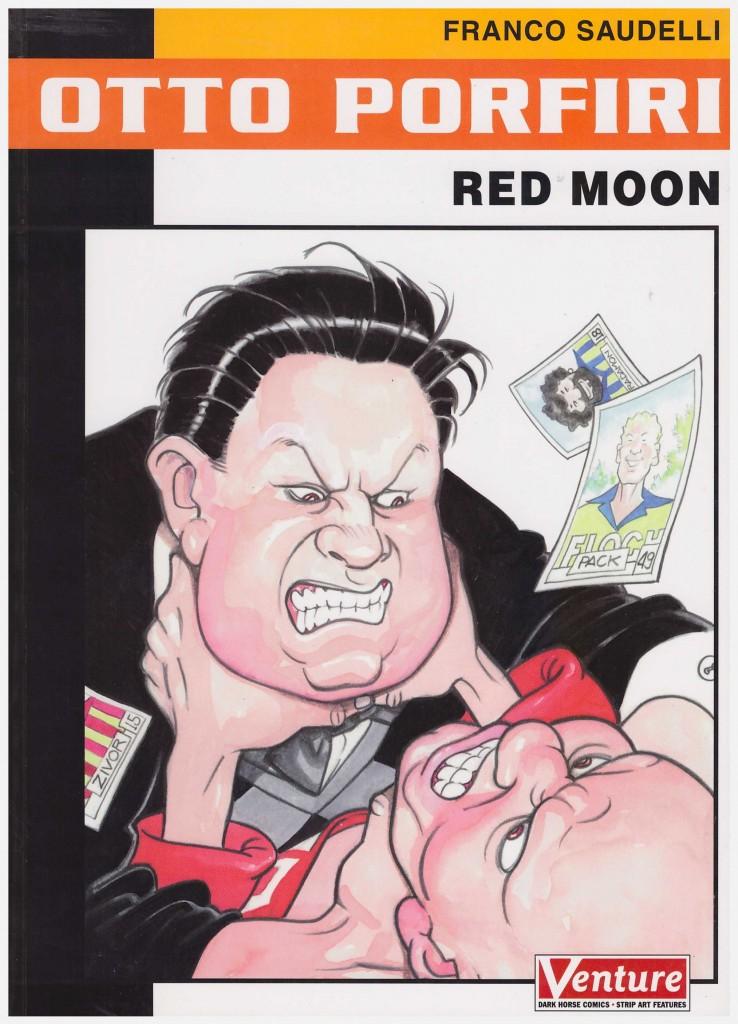 Otto Porfiri: Red Moon