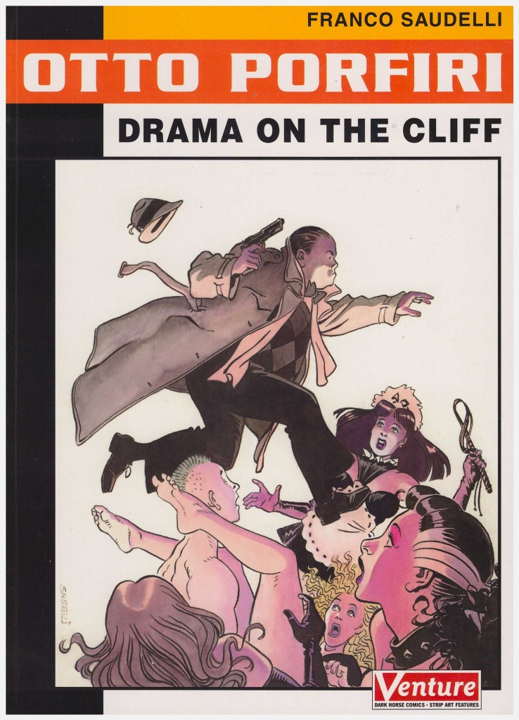 Otto Porfiri: Drama on the Cliff