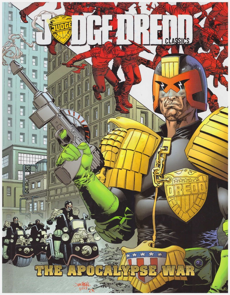 Judge Dredd: The Apocalypse War