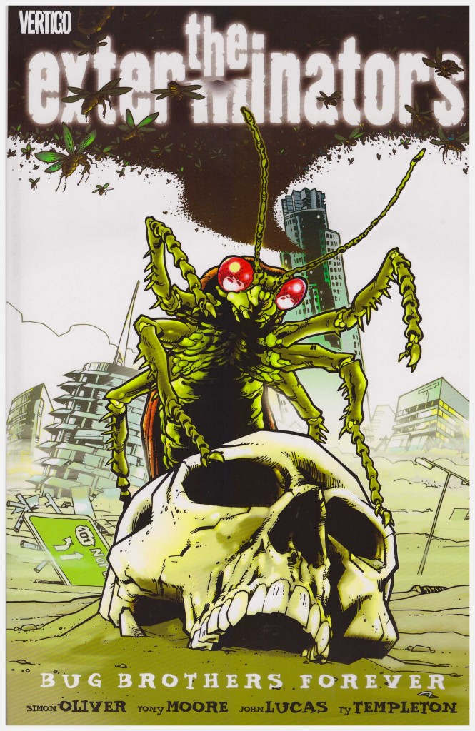 The Exterminators: Bug Brothers Forever