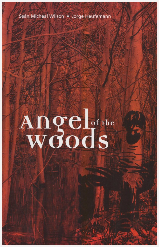 Angel of the Woods