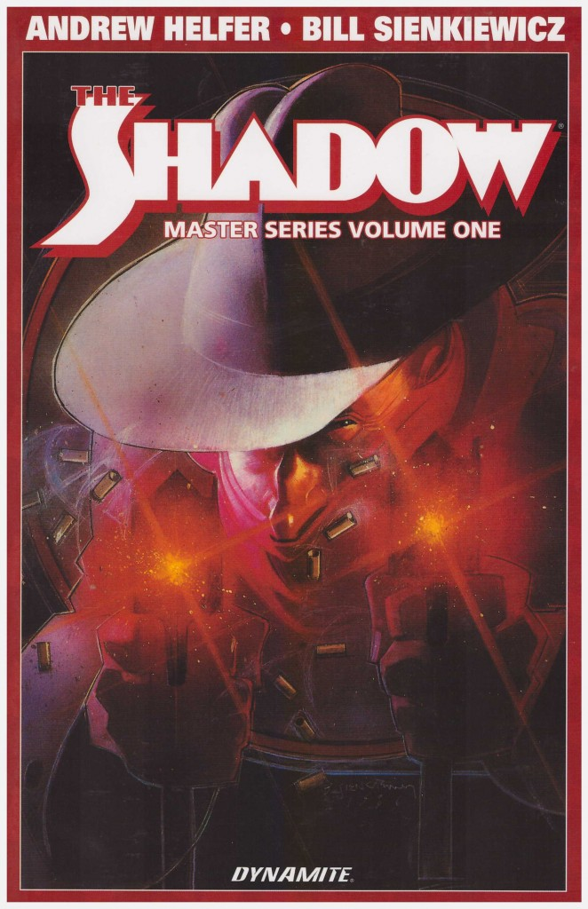 The Shadow Master Series Volume One