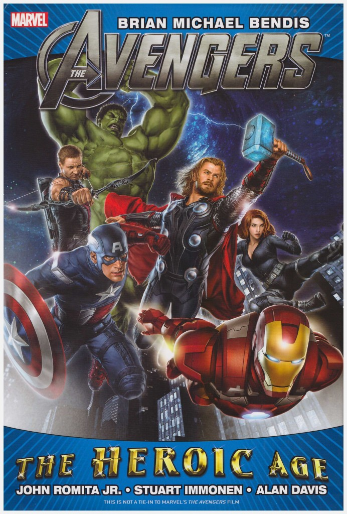 Avengers: The Heroic Age