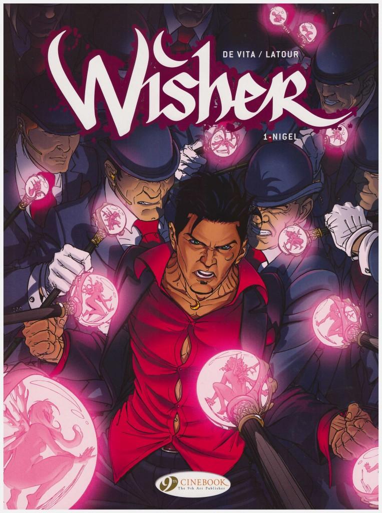 Wisher 1: Nigel