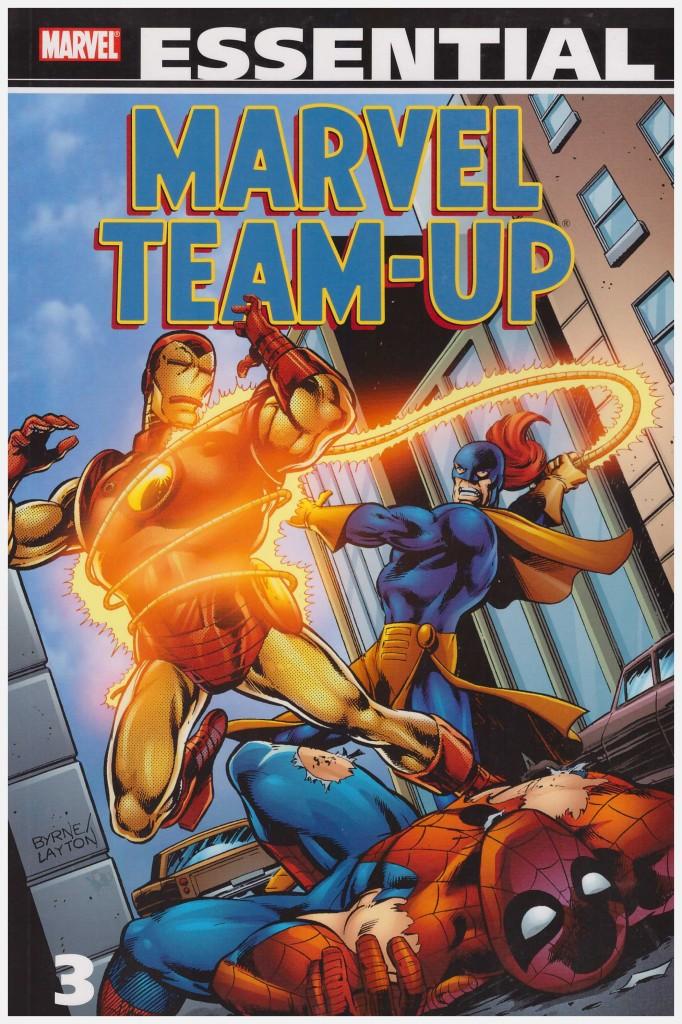 Essential Marvel Team-Up Volume 3