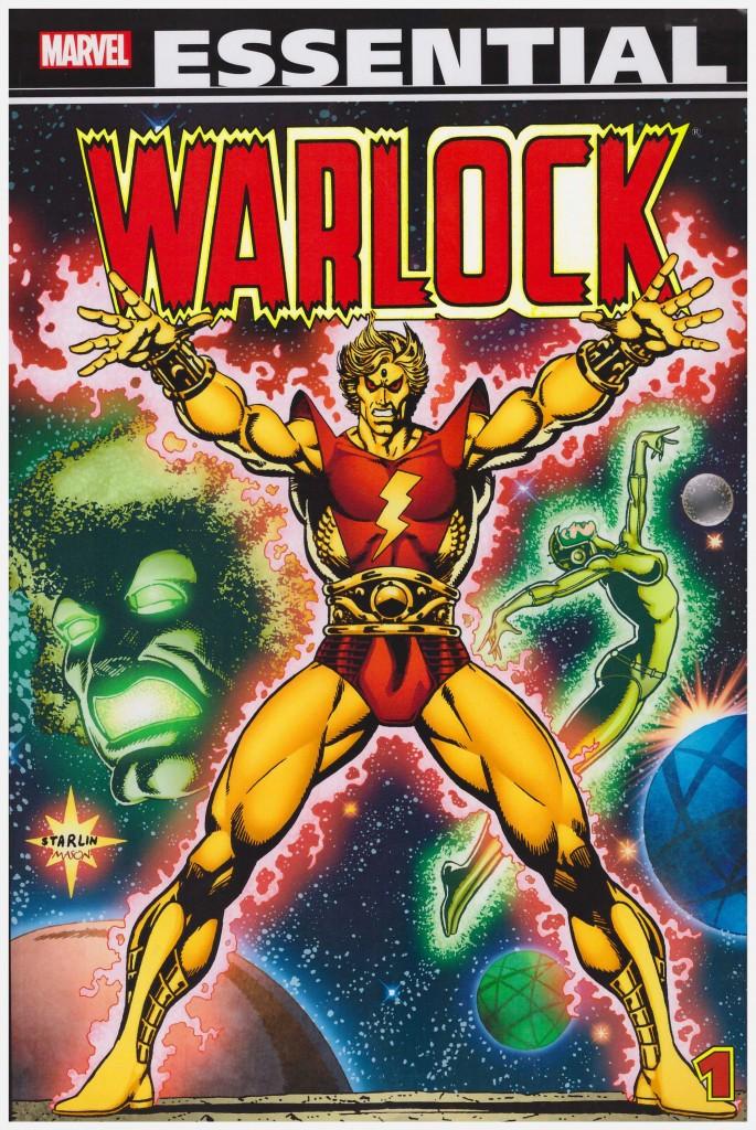 Essential Warlock Volume 1