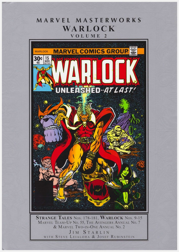 Marvel Masterworks: Warlock Volume 2