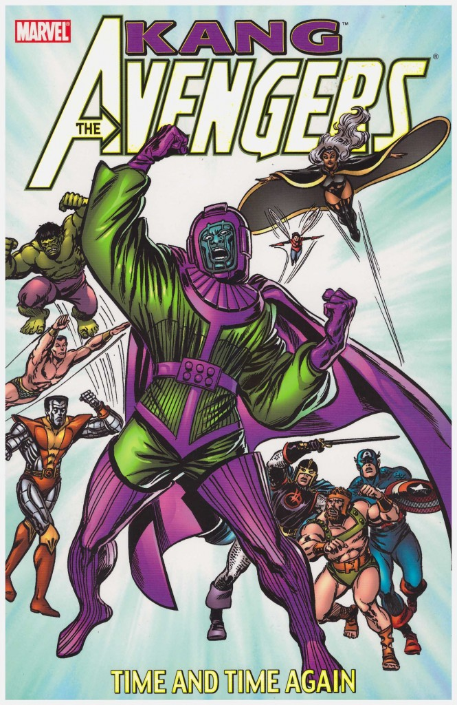 Avengers: Kang – Time and Time Again