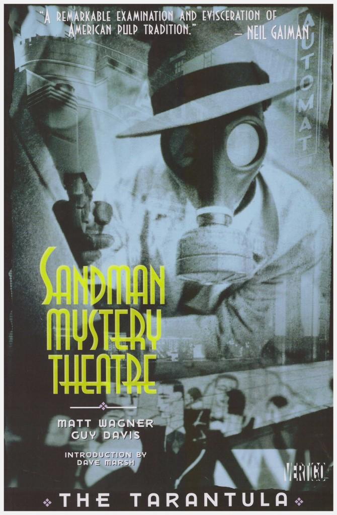 Sandman Mystery Theatre: The Tarantula