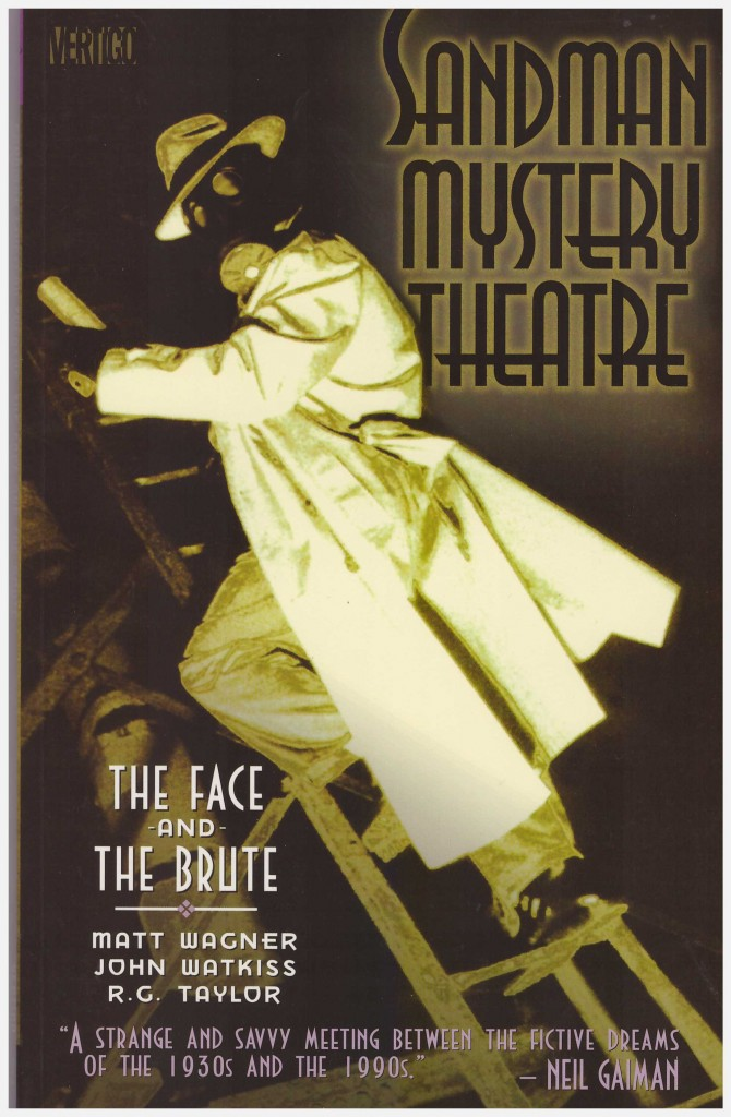 Sandman Mystery Theatre: The Face and The Brute