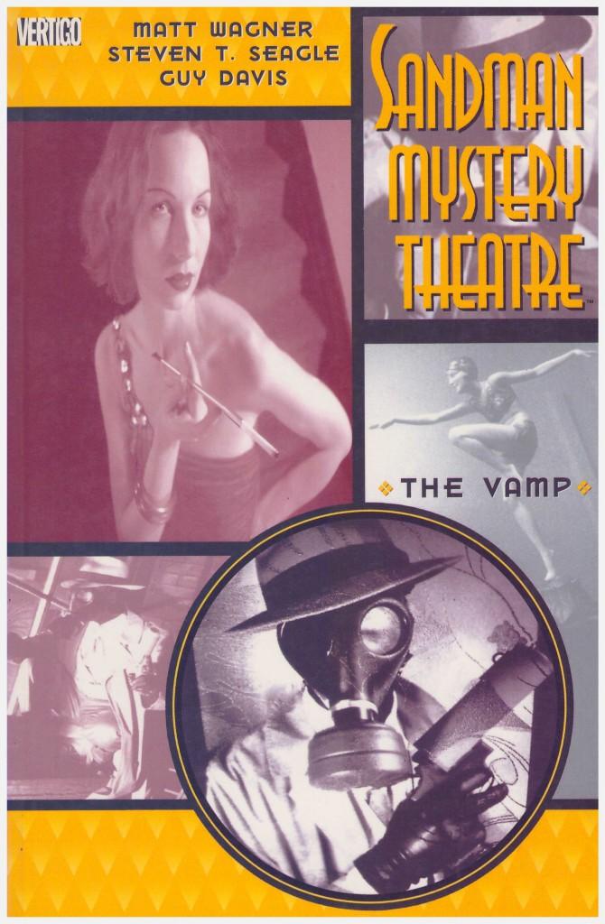 Sandman Mystery Theatre: The Vamp