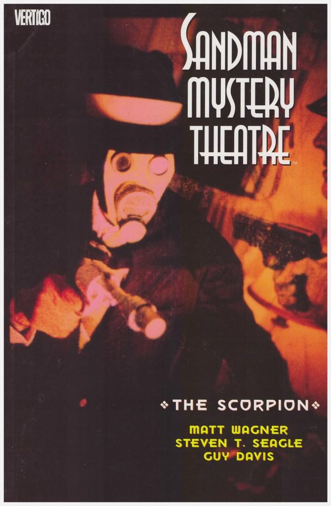 Sandman Mystery Theatre: The Scorpion