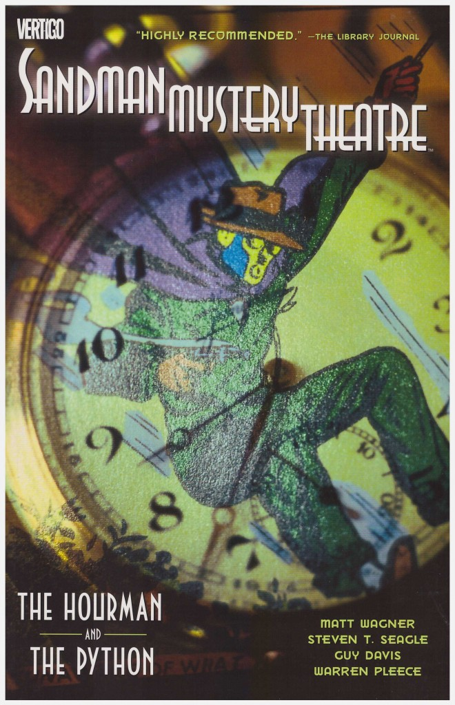 Sandman Mystery Theatre: The Hourman and The Python