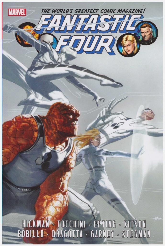 Fantastic Four by Jonathan Hickman Omnibus Vol. 2