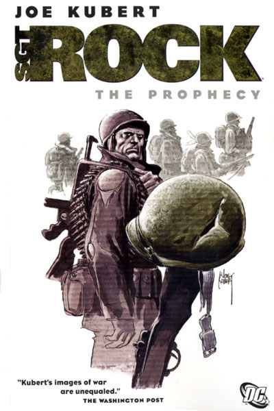 Sgt Rock: The Prophecy