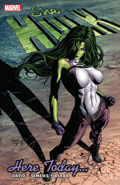 She-Hulk: Here Today?