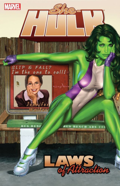 She-Hulk: Laws of Attraction