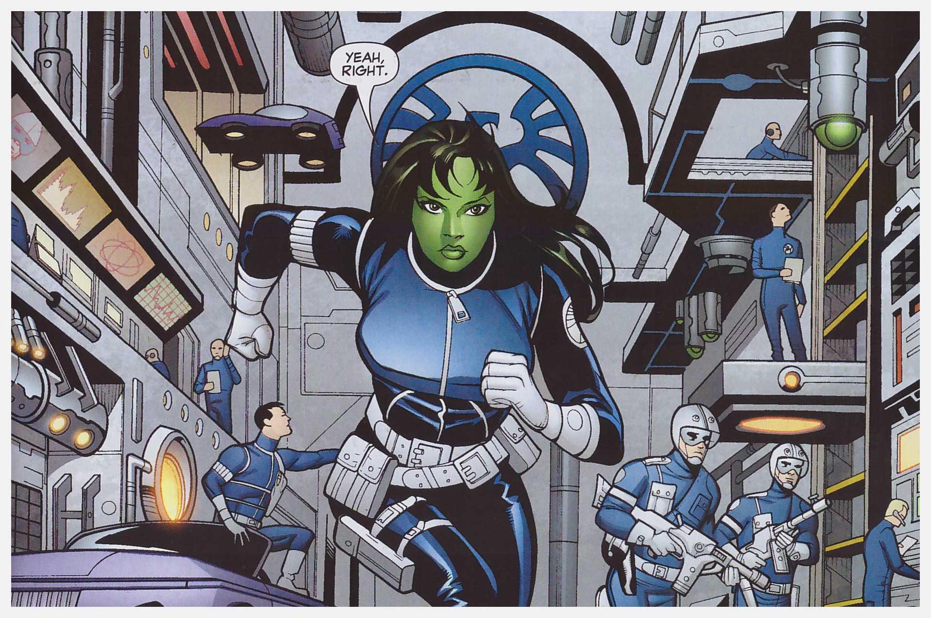 She-Hulk by Dan Slott review