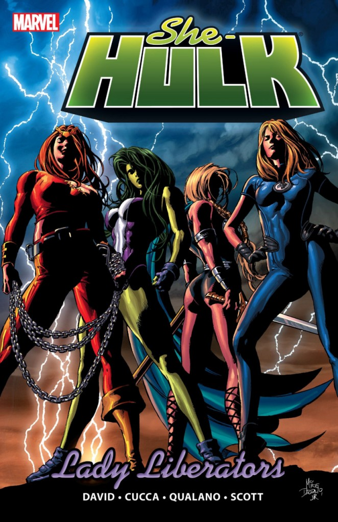 She-Hulk: Lady Liberators