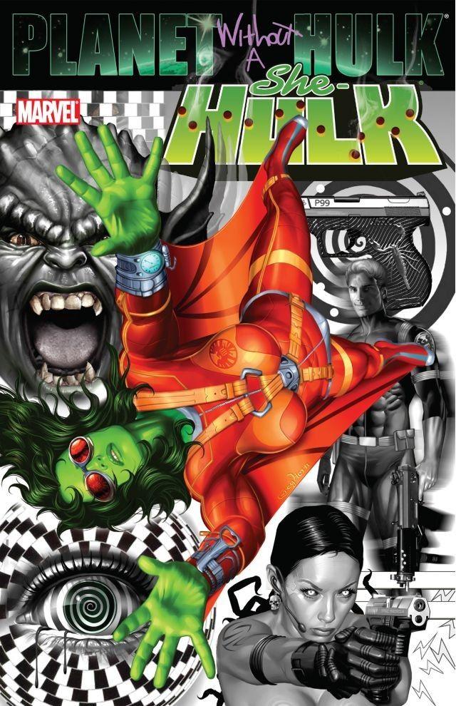 She-Hulk: Planet Without a Hulk