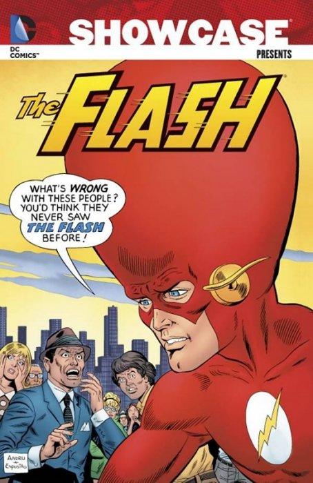 Showcase Presents The Flash Volume 4
