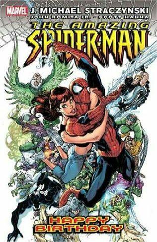 Amazing Spider-Man: Happy Birthday