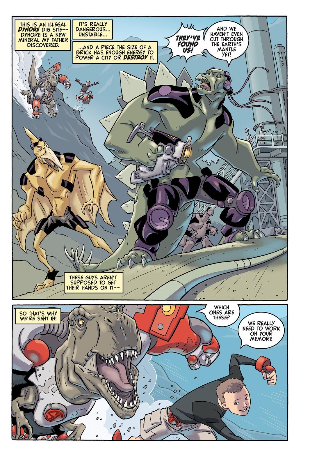 Super Dinosaur Vol 1 review
