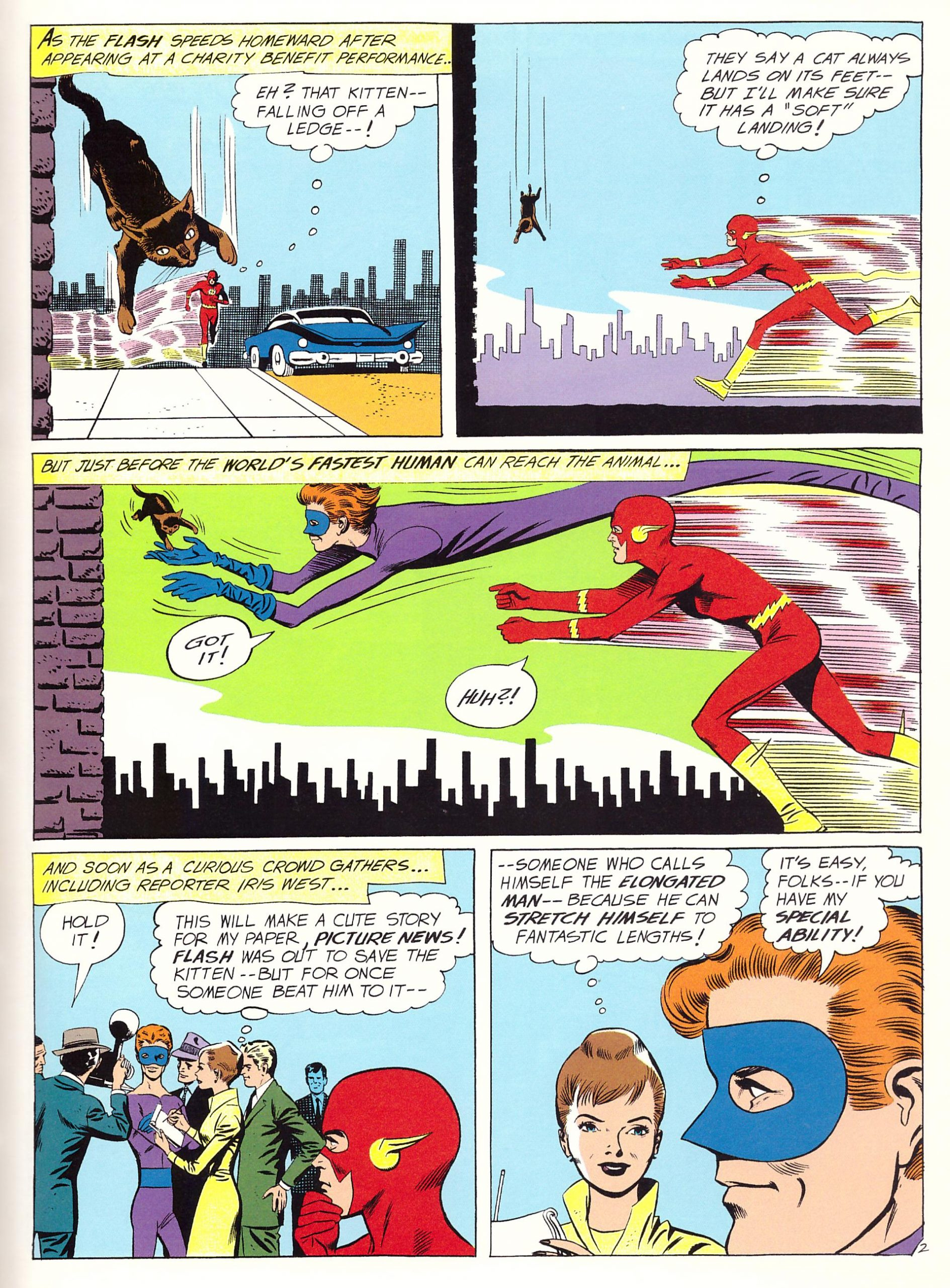 The Flash Chronicles Vol 2 review