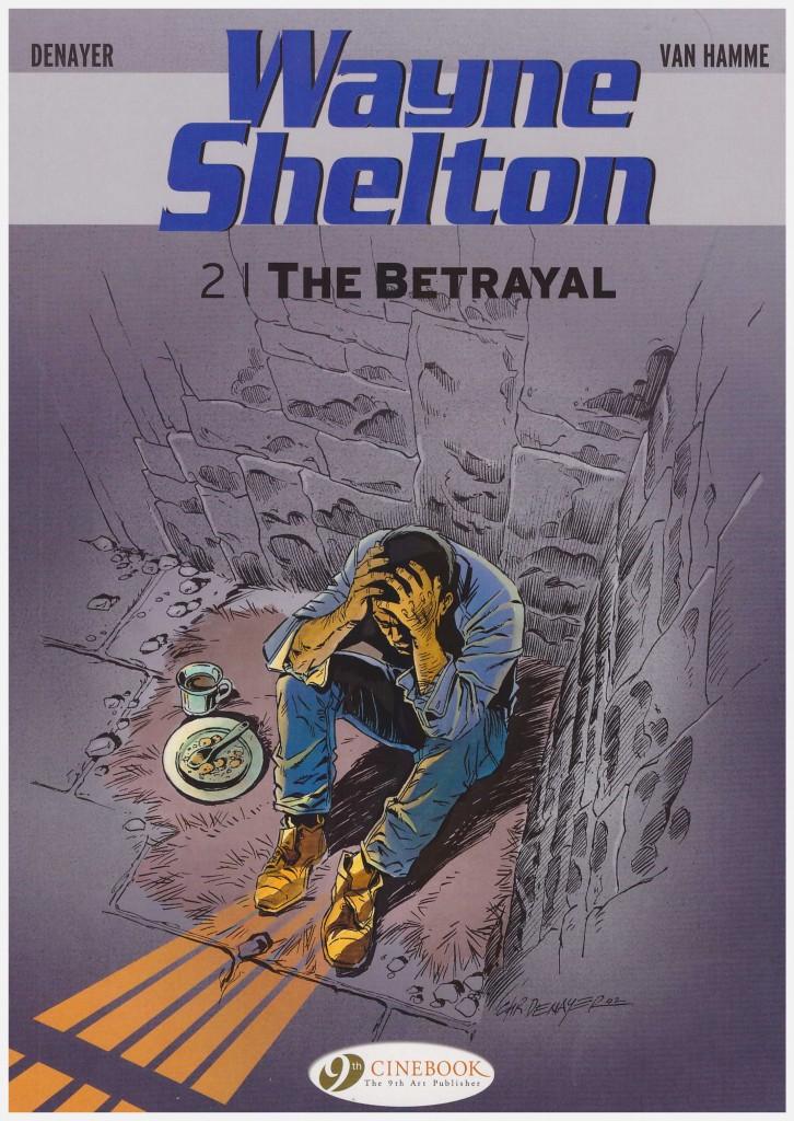 Wayne Shelton: The Betrayal