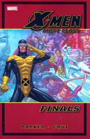 X-Men First Class: Finals