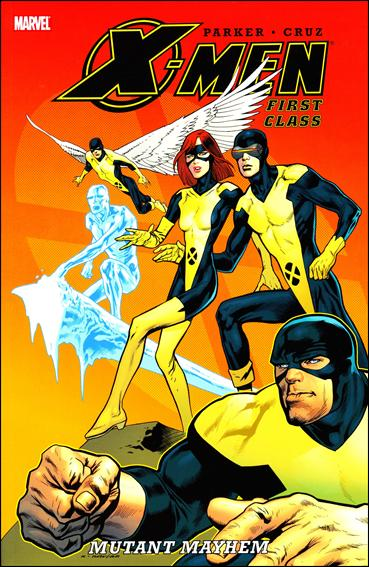 X-Men First Class: Mutant Mayhem