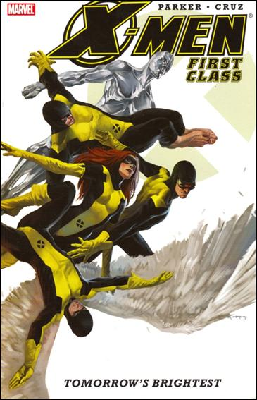 X-Men First Class: Tomorrow's Brightest