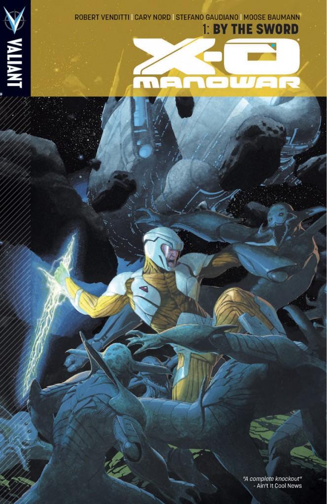 X-O Manowar: By the Sword